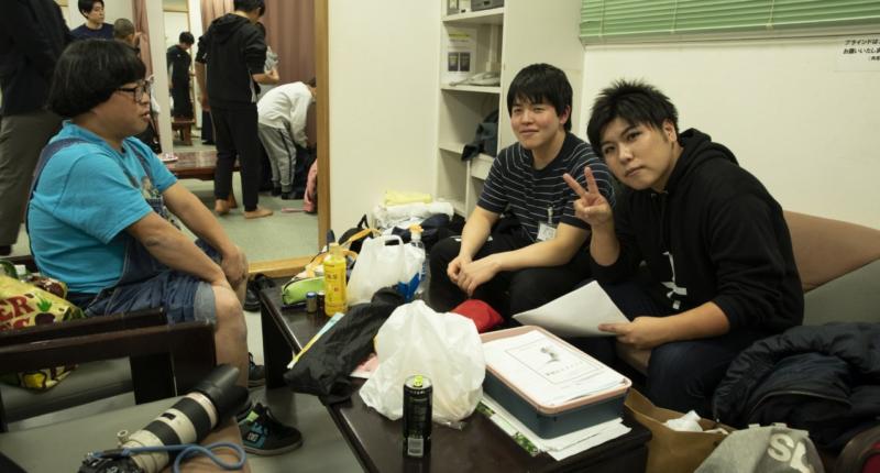 撮影:日本大学藝術学部写真学科 松井龍之介